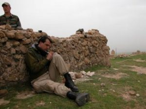 War Journalist from the US Chris Kline: Danger Was an Occupational Hazard