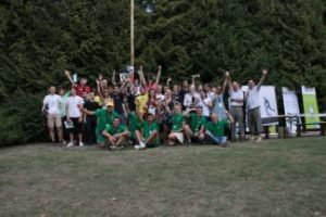 International Collegiate Programming Summer Camp – programmers proved they can work in teams
