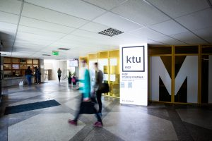 KTU is among the leaders in national ranking of study fields